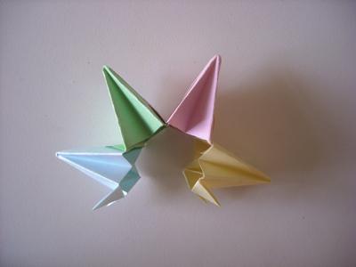 пятиконечная звезда и
