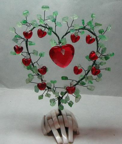 Деревце любви своими руками